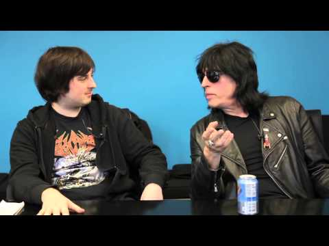 Marky Ramone on Phil Spector, Eating Dog Food, His Autobiography + More