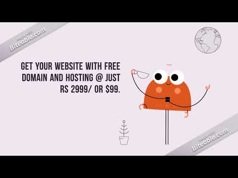 Cheap Web Design Company India, Website @ Rs 2999/ or $99 with Free Domain & Hosting – Foduu