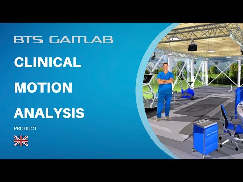 BTS GAITLAB: a complete turn key solution for multifactorial movement analysis