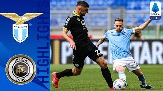 Lazio 2-1 Spezia | Verde Scores a WONDER GOAL at the Stadio Olimpico! | Serie A TIM