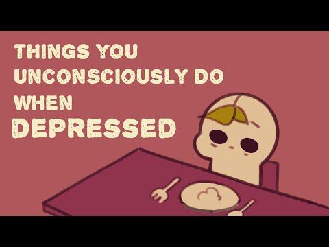 Изолирање, необични реакции - 8 работи кои луѓето со депресија ги прават несвесно