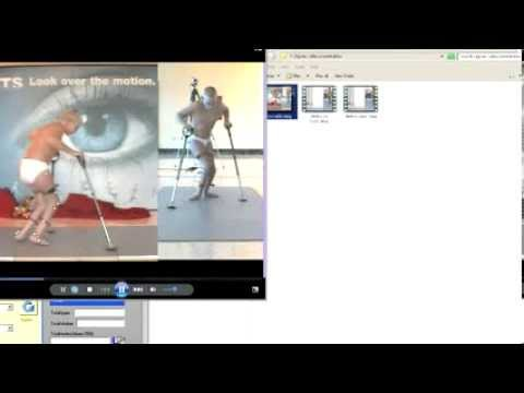 Gait Dynamic Evaluation: BTS DIGIVEC