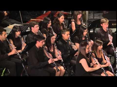 BANDA MUNICIPAL DE MUNERA Pasodoble Centenari Musical