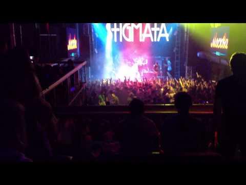 Stigmata - Мой путь (live Moscow Hall 02.11.12)