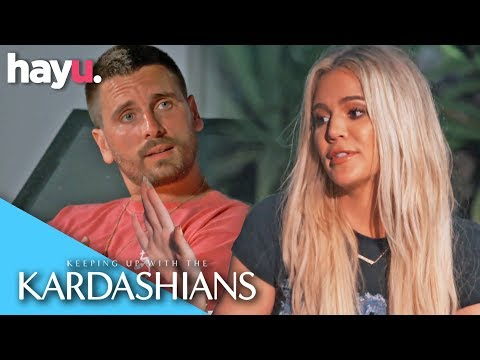 Is Sofia Richie Insecure About Kourtney & Scott's Past? | Season 16 | Keeping Up With The Kardashian
