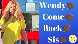 Wendy Williams Come Back Sis! But First Just Come Clean .... by Stylist Raven