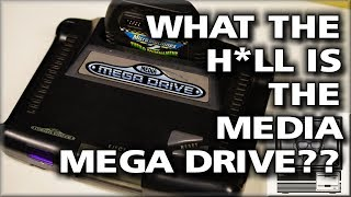 The Mystery of the Media Mega Drive   Nostalgia Nerd