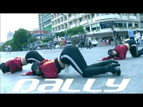 [KPOP IN PUBLIC CHALLENGE] 효린(HYOLYN) - 달리(Dally) (Feat.GRAY) | Dance Cover | B.K.A.V