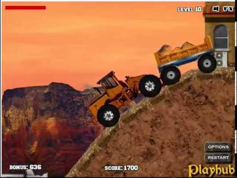 Bulldozer Mania The Game Bulldozer Mania Level 10 World