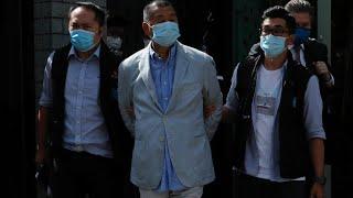 À Hong Kong, le magnat prodémocratie Jimmy Lai arrêté, ses journaux perquisitionnés
