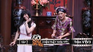 ƠN GIỜI CẬU ĐÂY RỒI 2015 | TẬP 7 - LONG NHẬT & TRẤN THÀNH