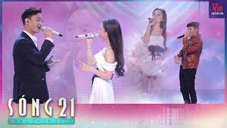AMEE x HOÀNG DŨNG live 3 bản hit đình đám, Ricky Star gọi Châu Bùi là chị dâu khi nhắc tới Rap Việt