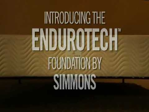 Introducing the EnduroTECH Foundation by Simmons