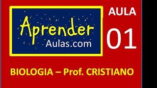 BIOLOGIA - AULA 1 - PARTE 5 - CITOLOGIA: COMPOSTOS INORGÂNICOS. SAIS MINERAIS