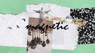 Magnetic (Official Lyric Video) - Elianna Hedge | BRIGHT ONES