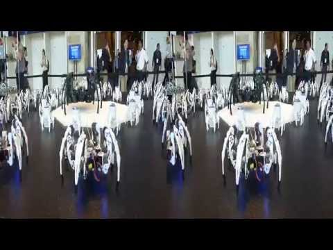 Robots @ IDF 2015 (YT3D:Enabled=True)