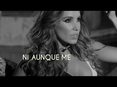 Andrea Escalona - Que te perdone ni lo pienses (Video Lyric)