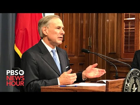WATCH LIVE: Texas Governor Greg Abbott gives coronavirus update -- May 5, 2020