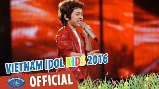 VIETNAM IDOL KIDS 2016 - GALA 3 - BANG BANG BANG - GIA KHIÊM