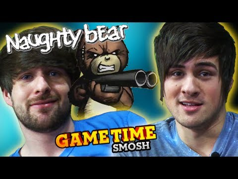 Baixar BEATING THE FLUFF OUT OF BEARS (Gametime w/ Smosh)