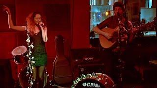 Janet Devlin FULL LIVE NYC USA Showcase 2/16/15