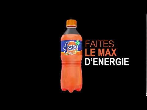 No.1 Orange Drinks in Kinshasa, Democratic Republic of Congo, Africa