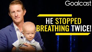 Dying Son Teaches Dad Life Changing Lesson (Powerful Speech)   Michael Crossland   Goalcast