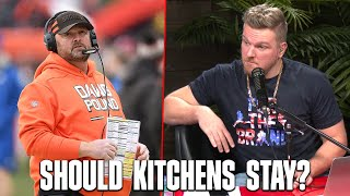Should The Browns Keep Kitchens?