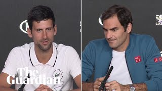 Djokovic and Federer pay tribute to 'friend, colleague, rival' Andy Murray