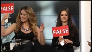Fifth Harmony - The Social Canada (Interview - Reflection 2015)
