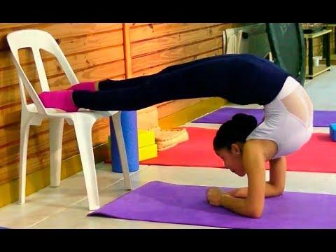 Escuela Sudamericana de Ballet-Part 11th-Ballet flexibility-Stretching exercises-Ballet class-