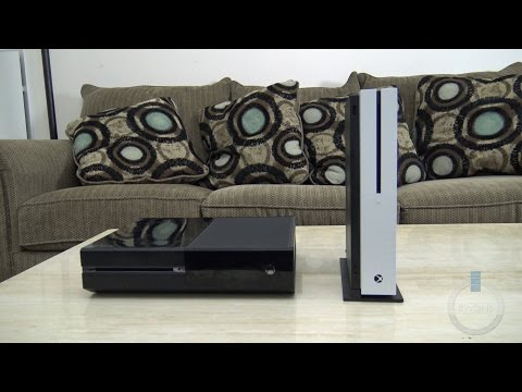 Xbox One vs One S Review:  What's The Difference?