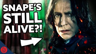 Is Snape Still Alive? [Harry Potter Theory]