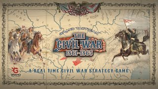 GRAND TACTICIAN: THE CIVIL WAR - Chancellorsville CSA Stream