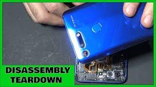 Huawei Honor View 20 Teardown Disassembly Repair Video V20