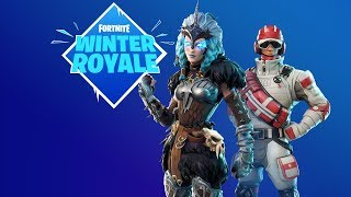 Fortnite Winter Royale NA | Semifinales