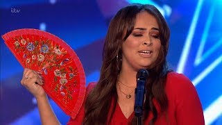 Britain's Got Talent 2019 Faith Tucker Opera Singer Full Auditions S13E01