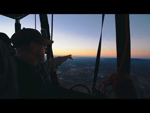 video Yarra Valley Hot Air Balloon Flight
