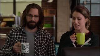 Silicon Valley | Gilfoyle and Monica S5E8