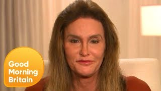Caitlyn Jenner Reveals the Truth About Her Relationship With the Kardashians   Good Morning Britain
