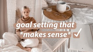 How to Design Your Goals for the Rest of 2021 ☀️My 8 Step Goal Setting System