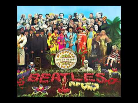 The Beatles - Sgt. Pepper's Lonely Hearts Club Band (Full Album) - 1967