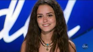 Casey Bishop, 15 - Live Wire and My Funny Valentine - American Idol - Auditions - February 21, 2021