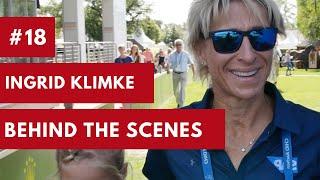 #18 | CHIO Aachen |Ingrid Klimke|Behind the Scenes| 2018