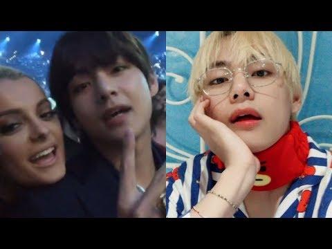 All eyes on BTS V #2