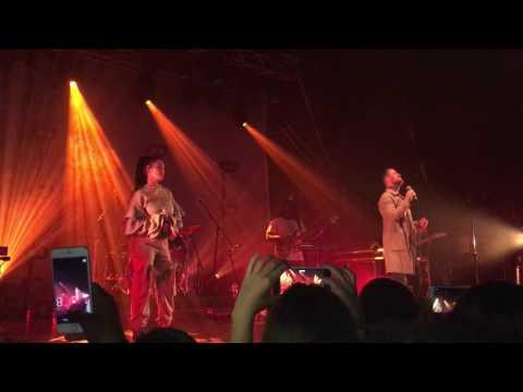 Carry Me Home - Jorja Smith feat Maverick Sabre live at Electric Brixton, London