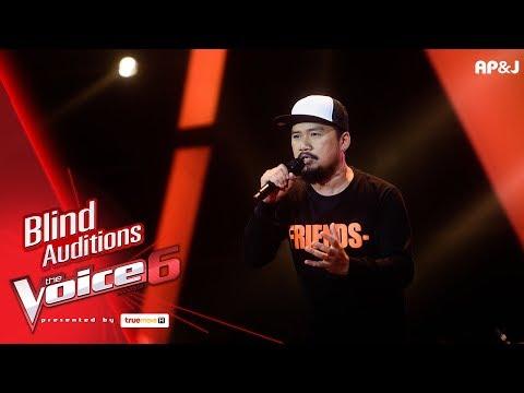 ต้อม - คนเก็บฟืน - Blind Auditions - The Voice Thailand 6 - 10 Dec 2017