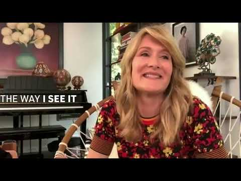Pete Souza & Laura Dern Interview: The Way I See It