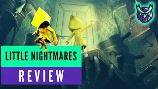 Little Nightmares Complete Edition Nintendo Switch Review