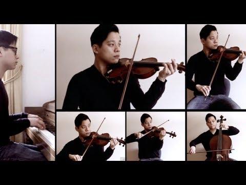 Baixar Rihanna - Stay ft. Mikky Ekko - violin, cello cover